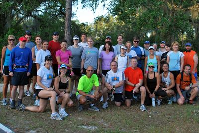 Run Tampa Trout Creek Run