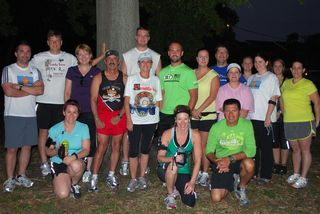 Bayshore Group Run in March