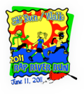 June 11th, the Run Tampa Group Event will be the RAP River Run in New Port Richey, Florida.