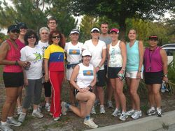 Upper Tampa Bay TRail Group Run